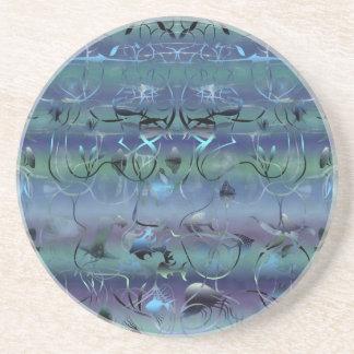 Aquamarine Coaster