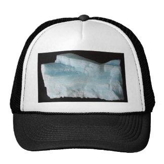 Aquamarine colored aragonite ,Lavrion Trucker Hat