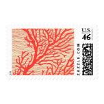 Aquamarine Coral by Ceci New York Stamp
