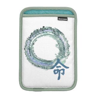 Aquamarine Destiny, Enso Sleeve For iPad Mini