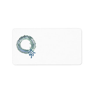 Aquamarine Destiny, Enso Label
