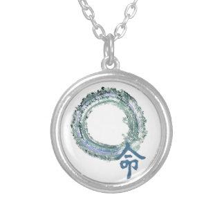Aquamarine Destiny - Enso Custom Necklace