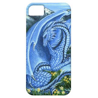 Aquamarine Dragon Case-Mate iPhone SE/5/5s Case