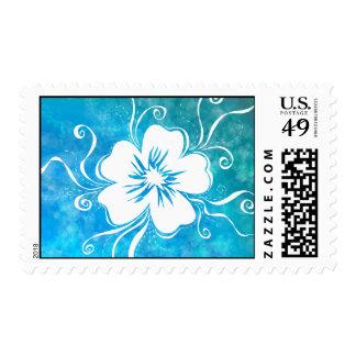 Aquamarine Dreams Stamp