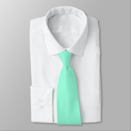 Aquamarine I Neck Tie