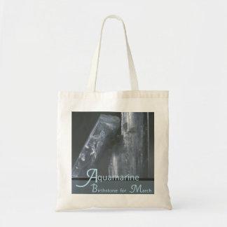 Aquamarine - March Birthstone Bag