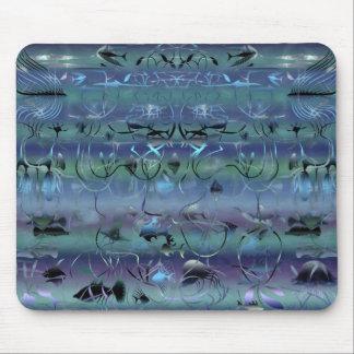Aquamarine Mousepad
