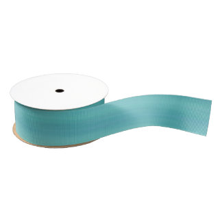 Aquamarine ocean grosgrain ribbon