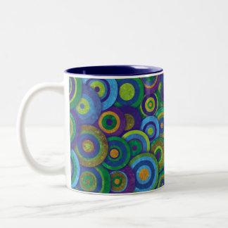 Aquamarine Pattern Mug
