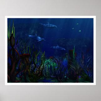 Aquamarine Poster