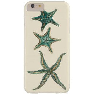 Aquamarine Triple Starfish Barely There iPhone 6 Plus Case