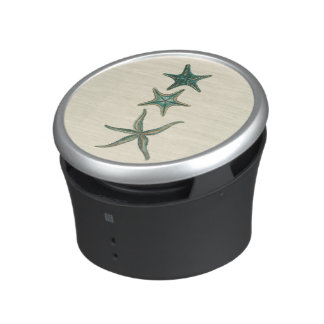 Aquamarine Triple Starfish Speaker
