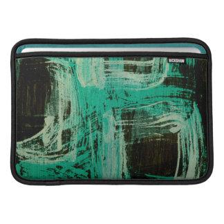 Aquamarine Windows I Sleeve For MacBook Air