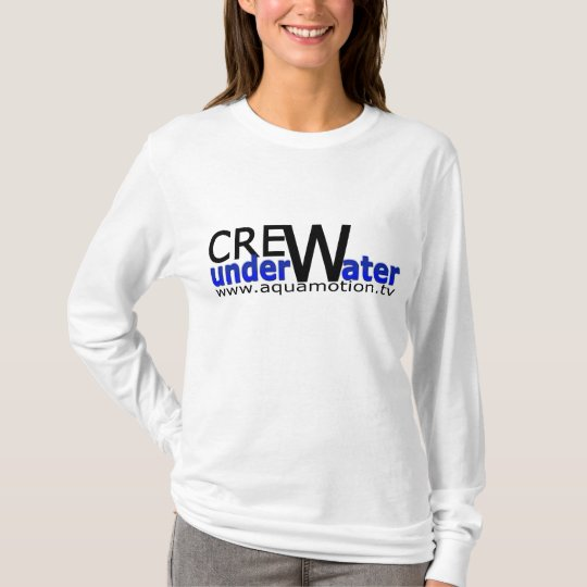 aquamotion film tv CREW T-Shirt
