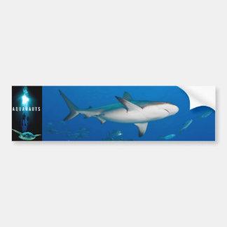 Aquanauts Logo Bumper Sticker