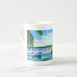 Aquaplaning in Biscayne Bay - See Ya at the Beach Tea Cup