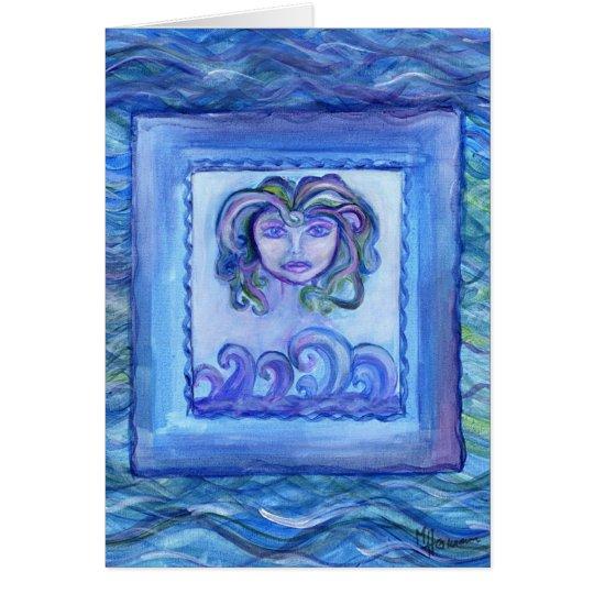 Aquaria Card