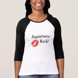 Aquarians Rock T-shirt