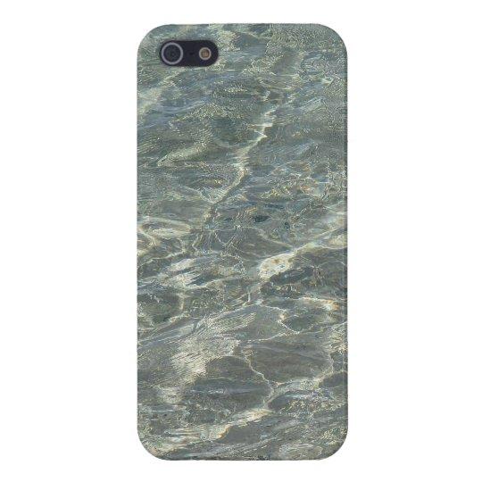 AquaRipples iPhone 5 Funda