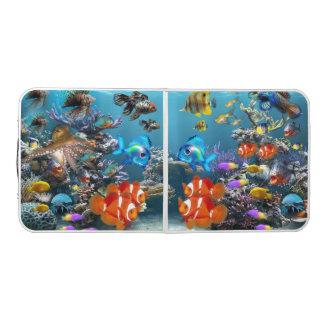 Aquarium Beer Pong Table