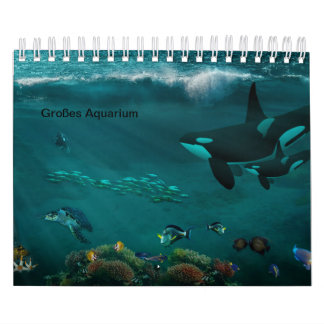 Aquarium Calendar