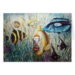 Aquarium Cards