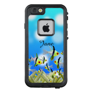 AQUARIUM Cellphone Case, Fishes & Sea LifeProof FRĒ iPhone 6/6s Case