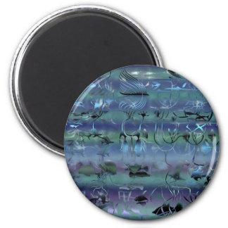 Aquarium Concept Magnet