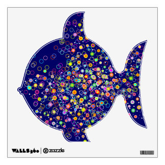Aquarium Delight Wall Sticker