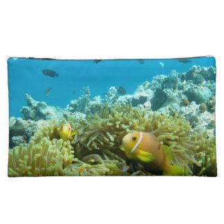 Aquarium Fish Makeup Bags
