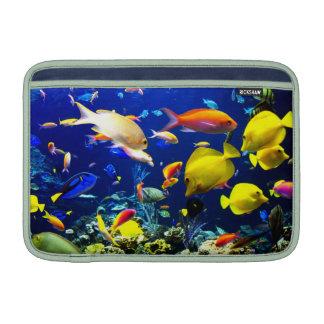 AQUARIUM ~ FISH SLEEVE FOR MacBook AIR