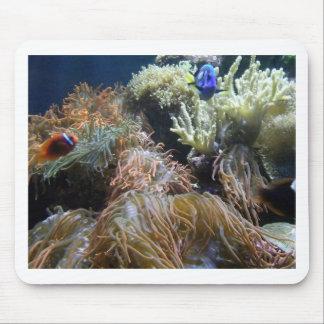 Aquarium Fish Mouse Pads