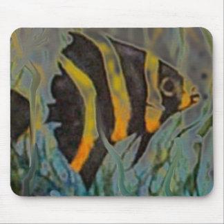 Aquarium Fish Mouse Mats