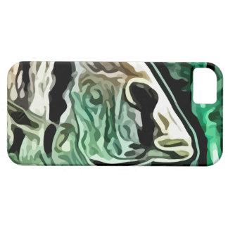 aquarium fish painting iPhone SE/5/5s case