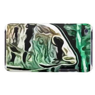 aquarium fish painting iPod Case-Mate case