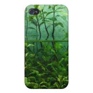 aquarium fish tank cover for iPhone 4