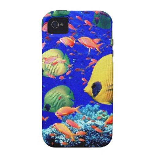 Aquarium iPhone Case iPhone 4/4S Cases