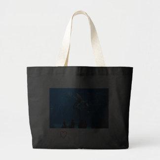 Aquarium Magic Canvas Bag