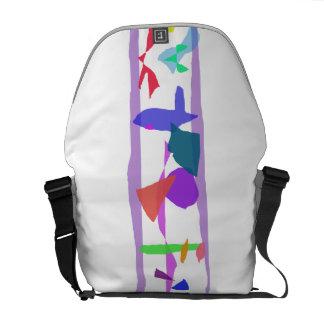 Aquarium Messenger Bag