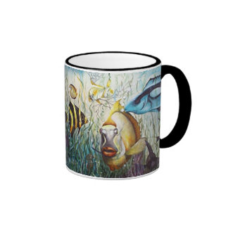 Aquarium, Mug