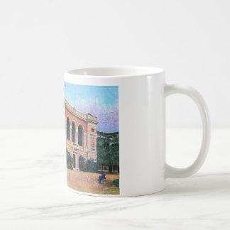 Aquarium, Napoli Naples Italy 1915 Vintage Coffee Mug