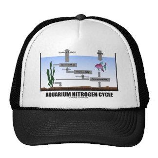 Aquarium Nitrogen Cycle (Ecology) Hat