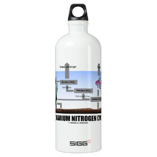 Aquarium Nitrogen Cycle (Ecology) Water Bottle
