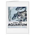 Aquarium Phildadelphia 1937 WPA