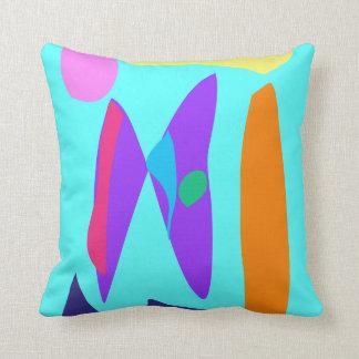 Aquarium Throw Pillows