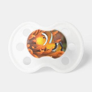 Aquarium scene BooginHead pacifier
