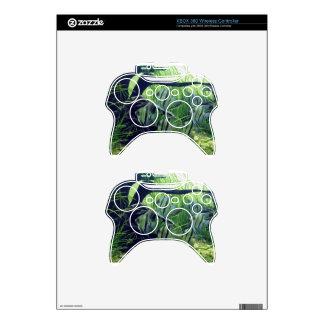 Aquarium Striped Fish Xbox 360 Controller Decal