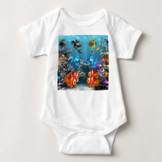 Aquarium Style Shirt