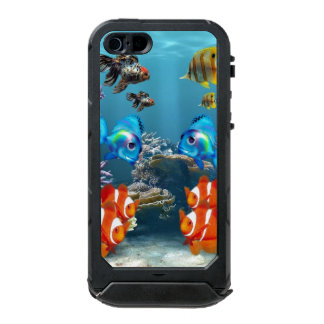 Aquarium Style Waterproof Case For iPhone SE/5/5s