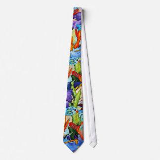 Aquarium Tie